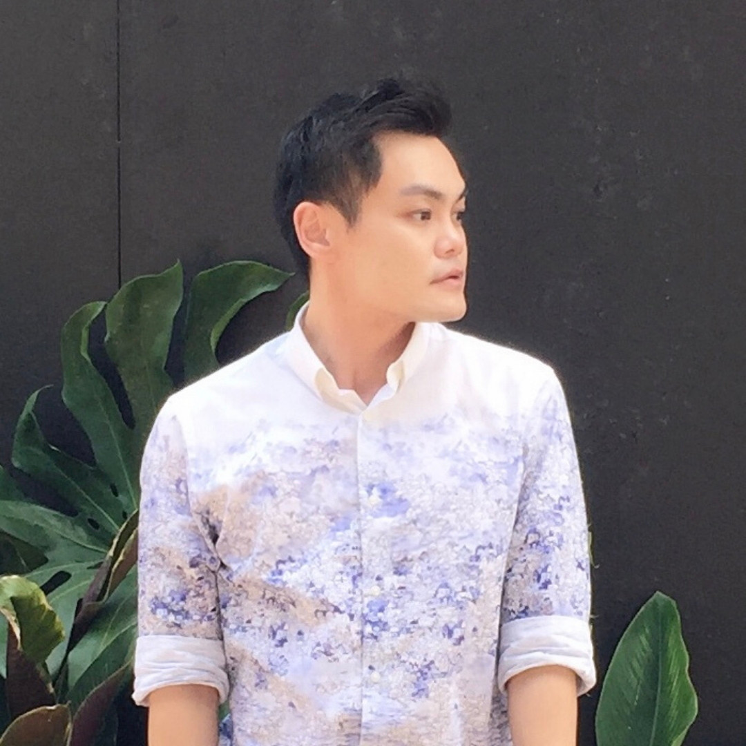 Alan Tan, our speaker for Sewing: Sew Your Way!