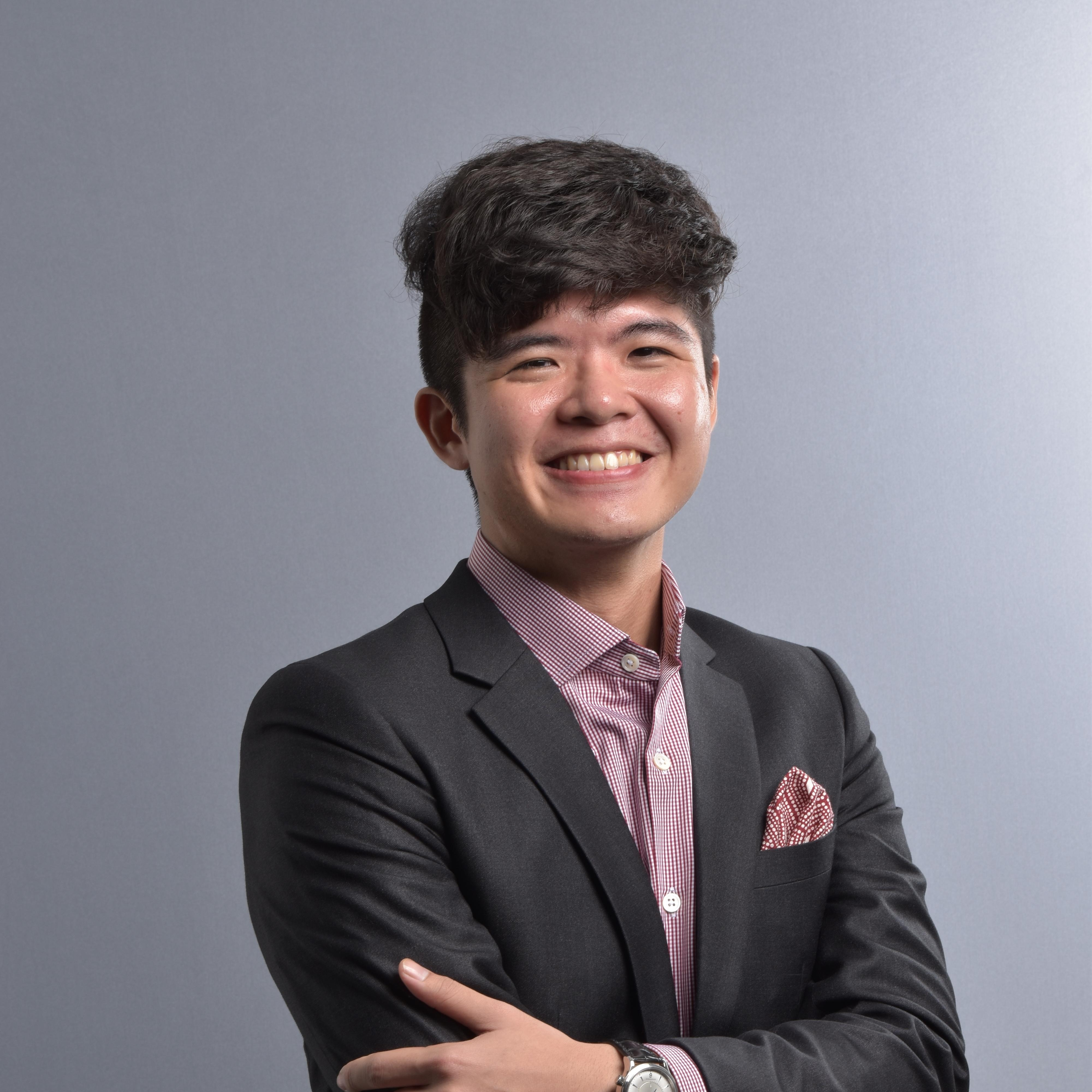 Nicholas Tan, Chief Strategy Officer of Textile and Fashion Industry Training Centre