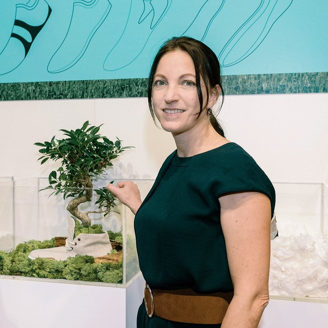 Ms. Birgit Schnetzlinger, Head of Global BD Functional Wear