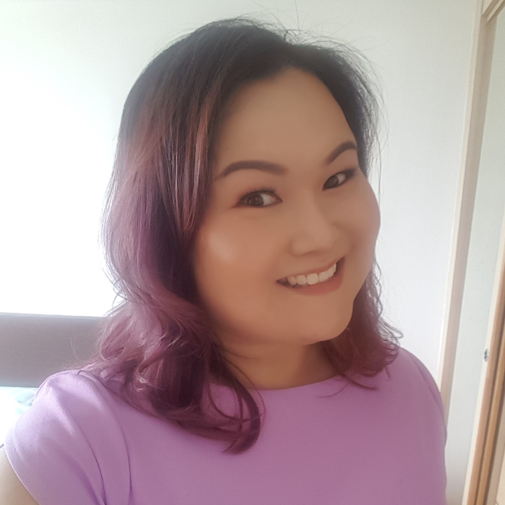 Sophia Hung, a graduate from TaF.tc's Diploma in Merchandising and Management, now known as Diploma in Fashion Business and founder of The Amber Loft