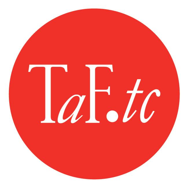 Red circle taftc logo - wo tagline