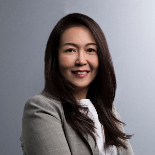 Doreen Tan, Chief Executive of Textile and Fashion Industry Training Centre